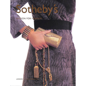 Sotheby's Passion For Fashion
