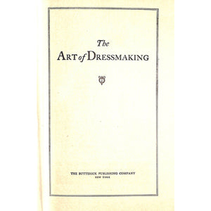 Art of Dressmaking