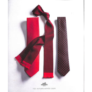 Hermes Paris Ties Autumn-Winter 2009
