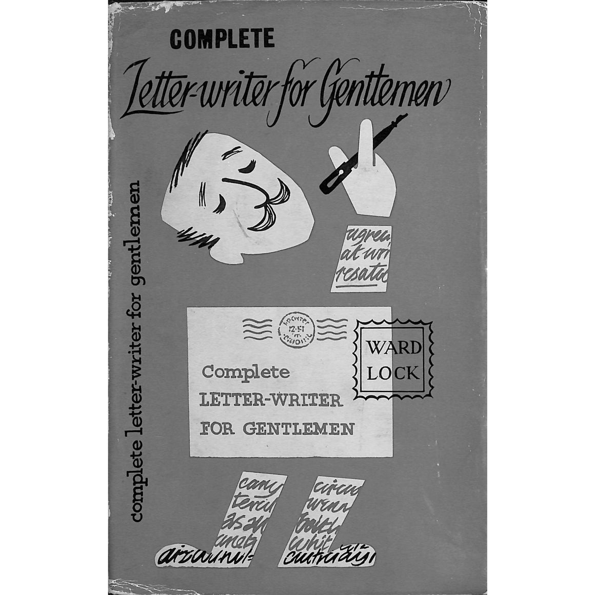 Complete Letter-writer for Gentlemen