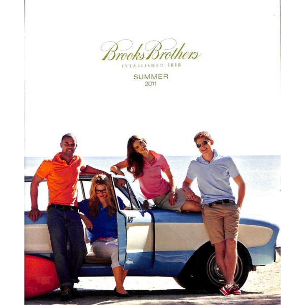 Brooks Brothers Summer 2011
