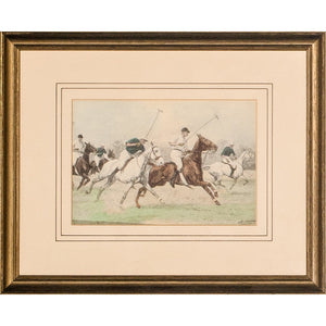 5 Polo Players