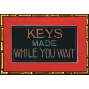 Keys Made While You Wait