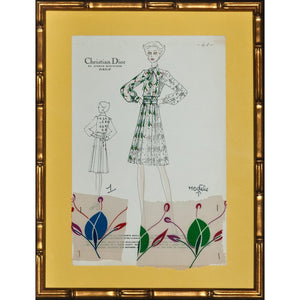 Christian Dior Paris Design No.41