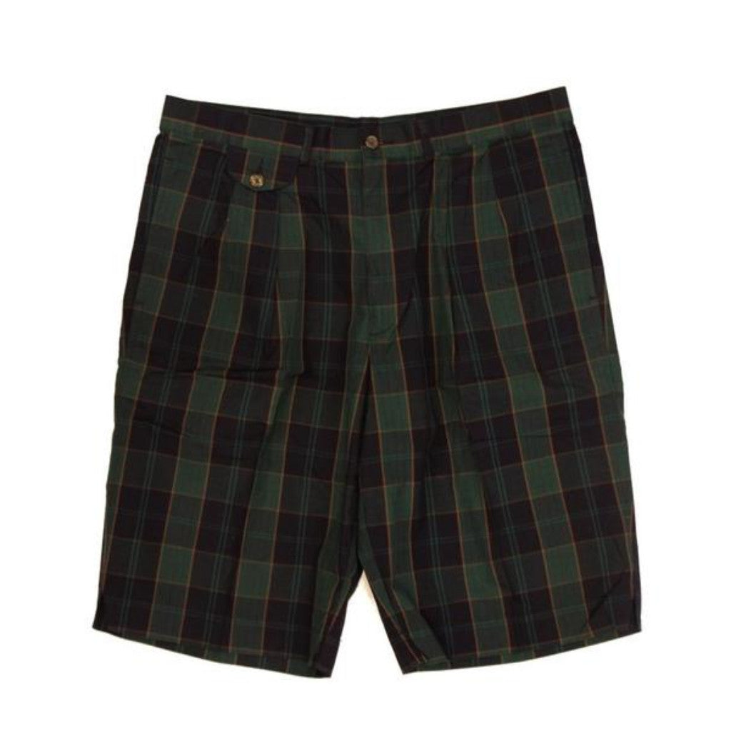 "Abercrombie & Fitch Scotch Plaid Tartan Shorts Sz 36""W NWT!"