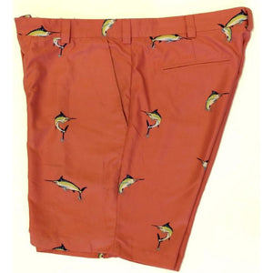 "Men's Swordfish Shorts/ Trunks Sz: 38""W"