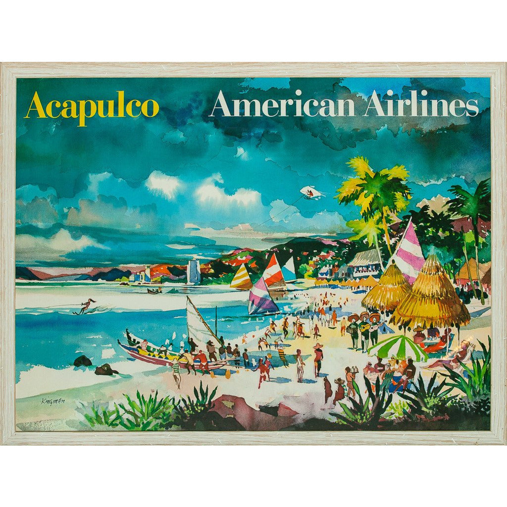American Airlines Acapulco