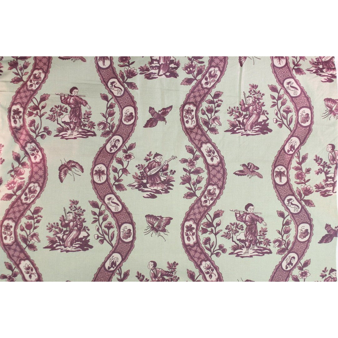 Franco Chinois Fabric