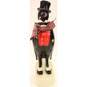 Mr. Penguin Old Crow Decanter