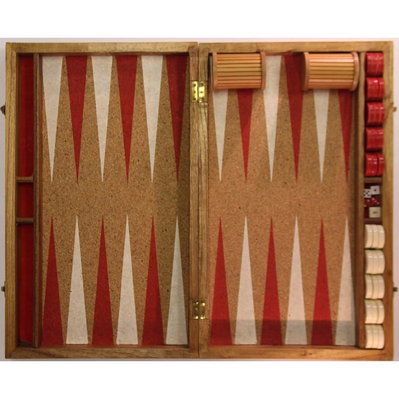 Vintage Backgammon Board
