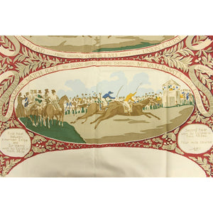 Belmont Stakes Vintage Fabric by Quadrille Wallpapers and Fabrics