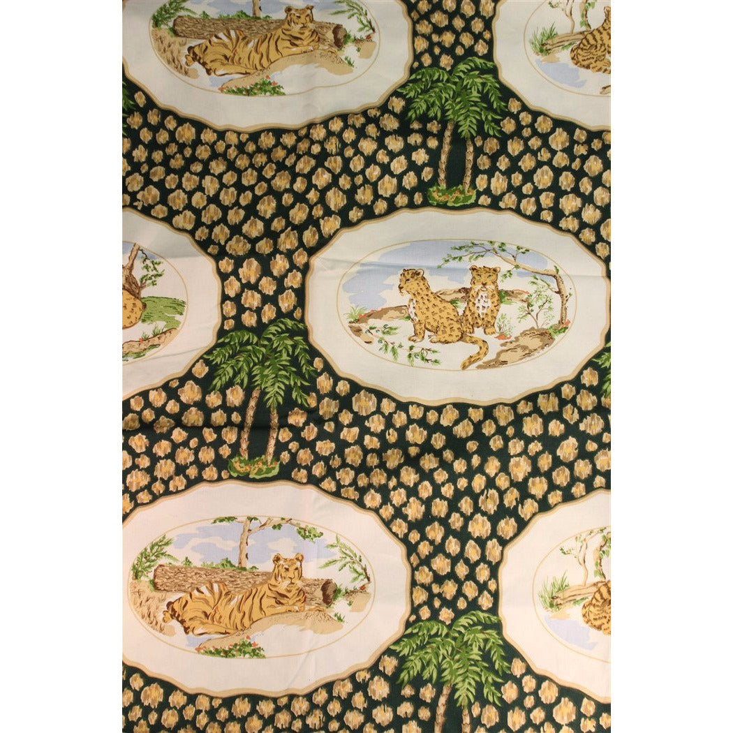 Bob Collins & Sons Safari Print Fabric