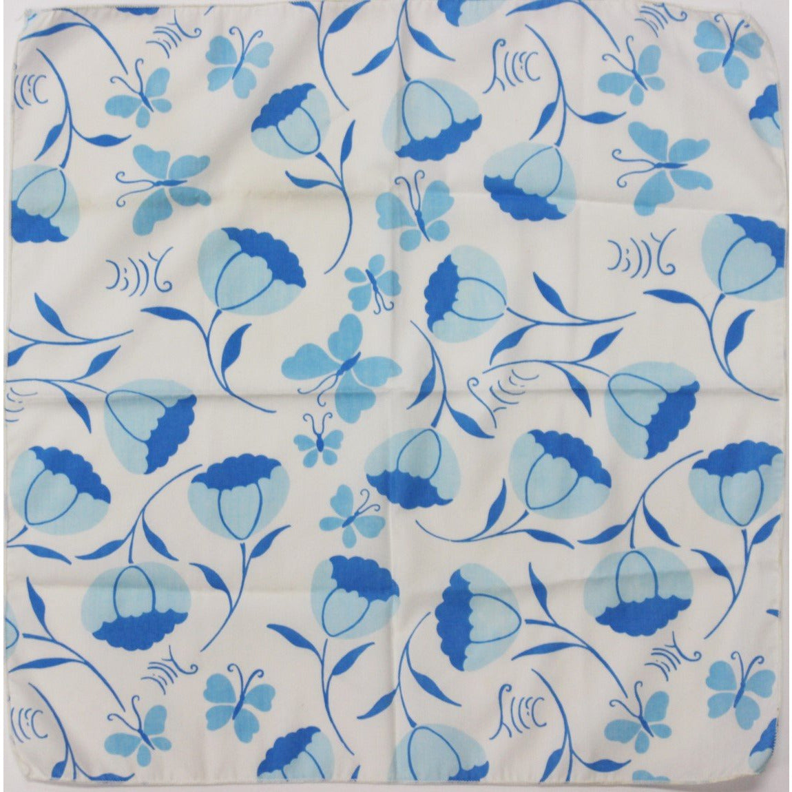 Lilly Pulitzer Blue Tulips Cocktail Napkins