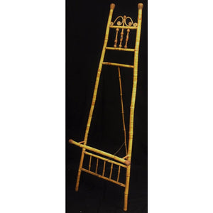 Victorian Bamboo Easel Stand