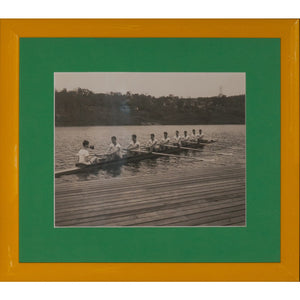 Eight Oarsmen