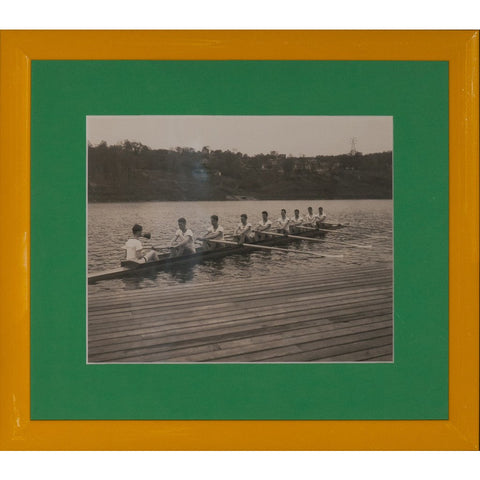 """Eight Oarsmen"""