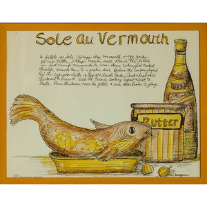 Sole Au Vermouth
