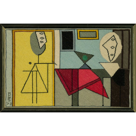 """Picasso Needlepoint"""
