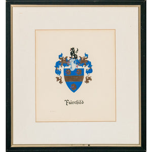 Fairchild Coat-of-Arms