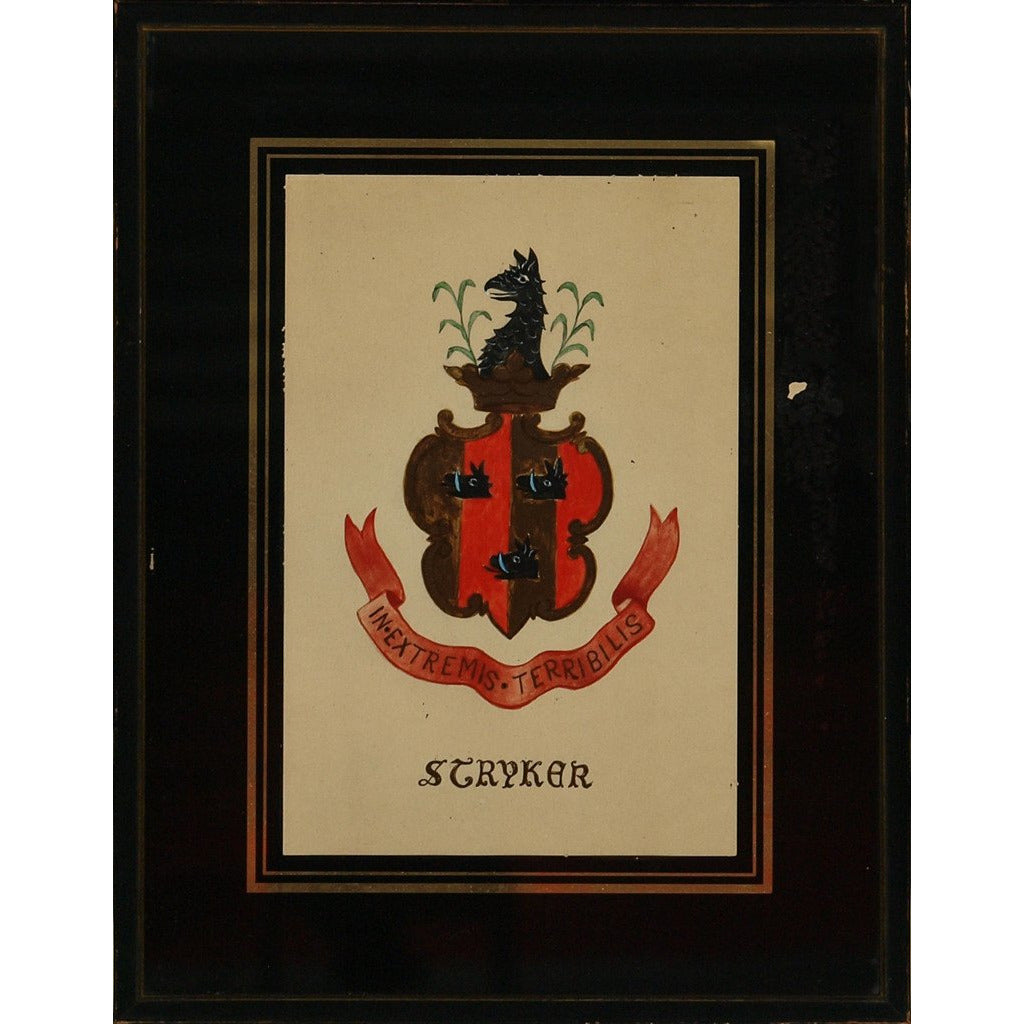 Stryker Coat-of-Arms