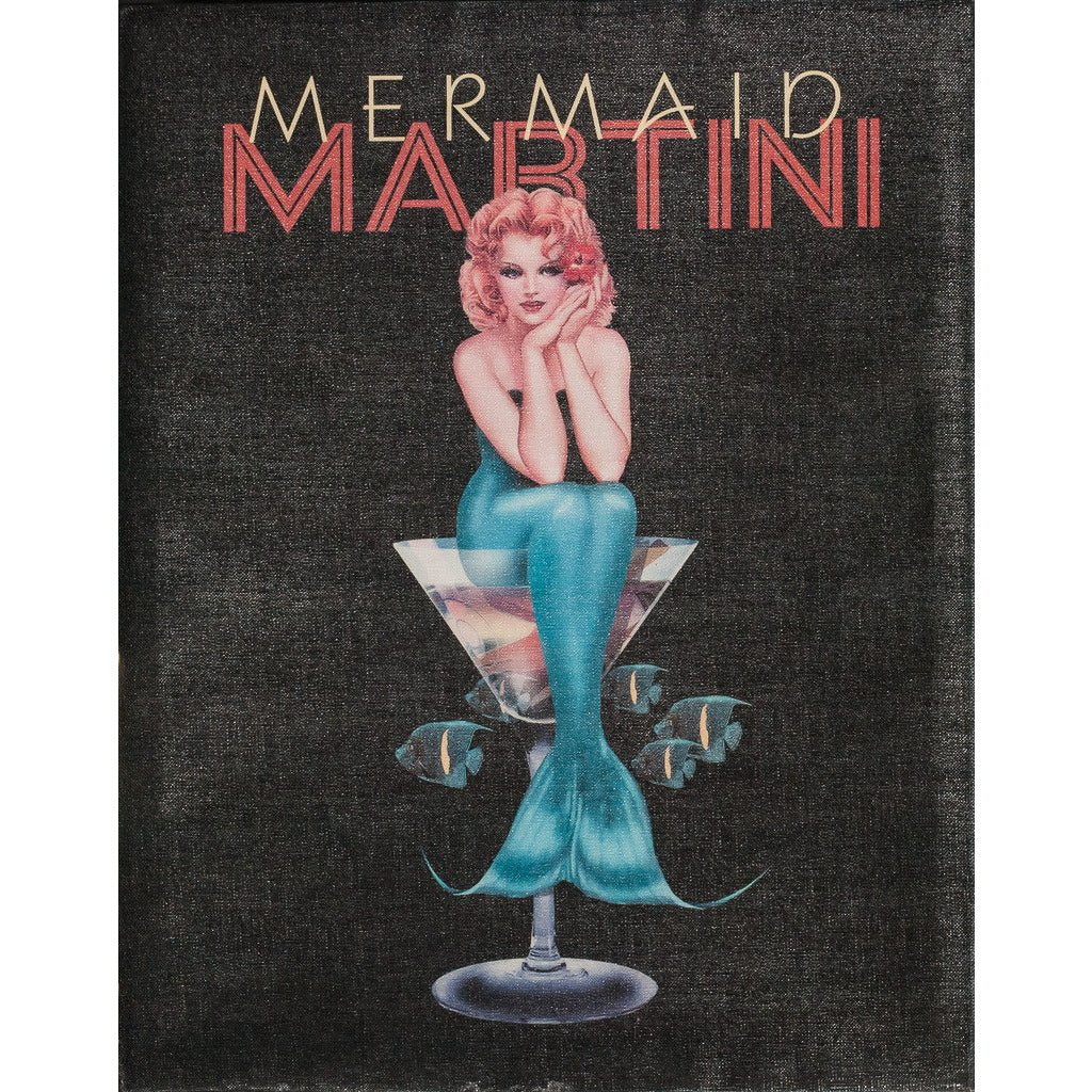 Mermaid Martini