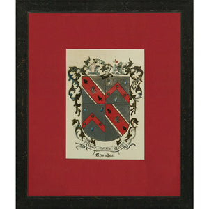 Rhoades Coat-of-Arms
