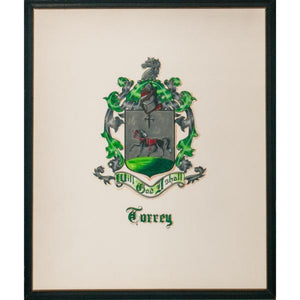 Turrey Armorial Coat-of-Arms