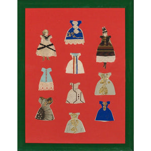 Girl's 10 Dress Sampler