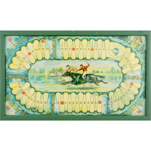 Steeplechase Game Board
