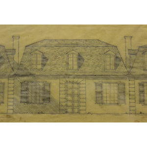 Design for a French House