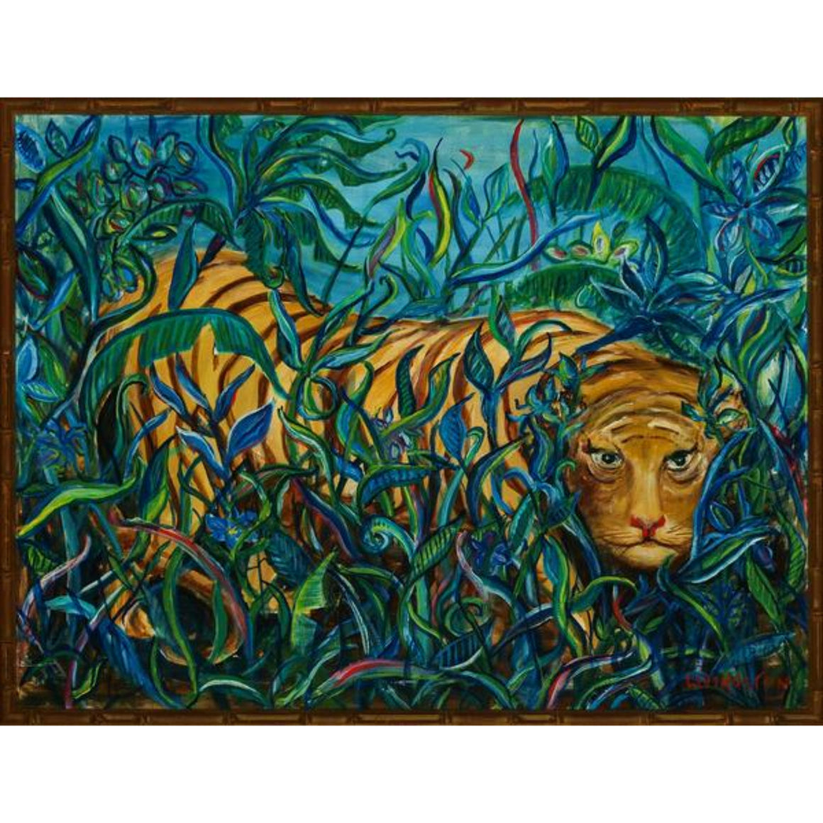 """Jungle Tiger"" (Sold!)"