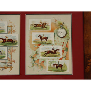 Racehorse Cards