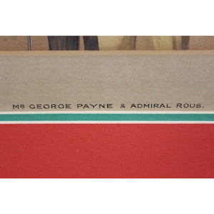 Mr. George Payne & Admiral Rous