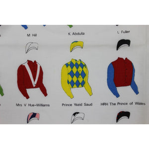 Jockey Silks Scarf