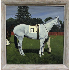 Grey Steeplechaser #8