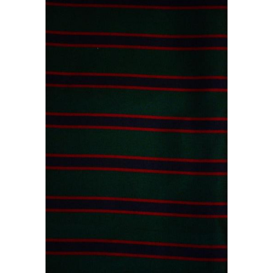 Brooks Brothers English Repp Stripe Silk Necktie Fabric in Navy/ Burg & Green