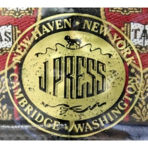 'J. Press Harvard Braces' New in Box!