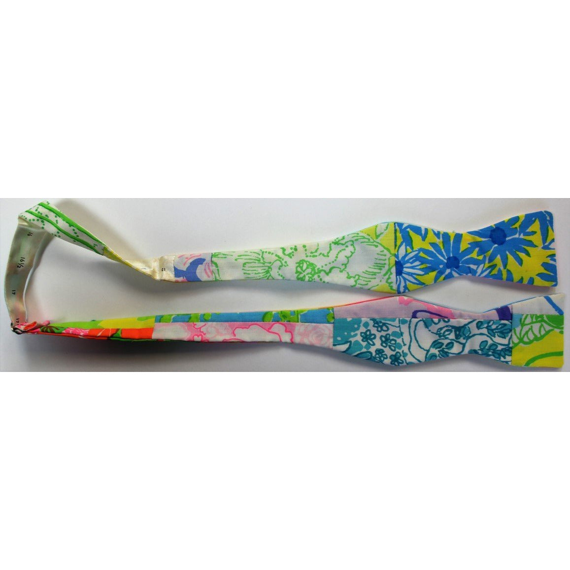 Lilly Pulitzer Multicolor 'Patch' Bowtie