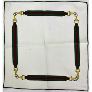 Set of 8 Gucci Napkins