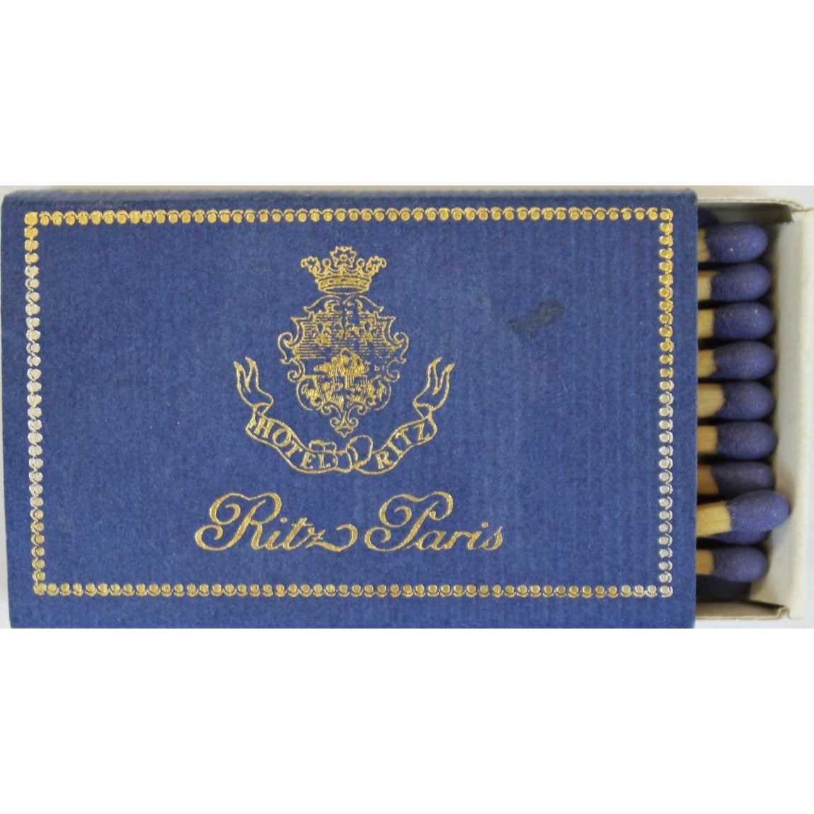Ritz Paris Hotel Matchbook