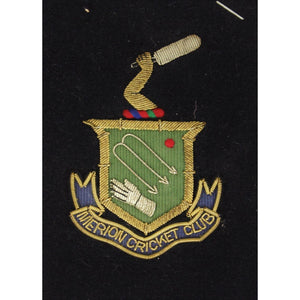 Merion Cricket Club Blazer Crest