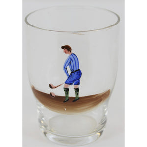 Set of 4 'Golfer' Sherry Glasses