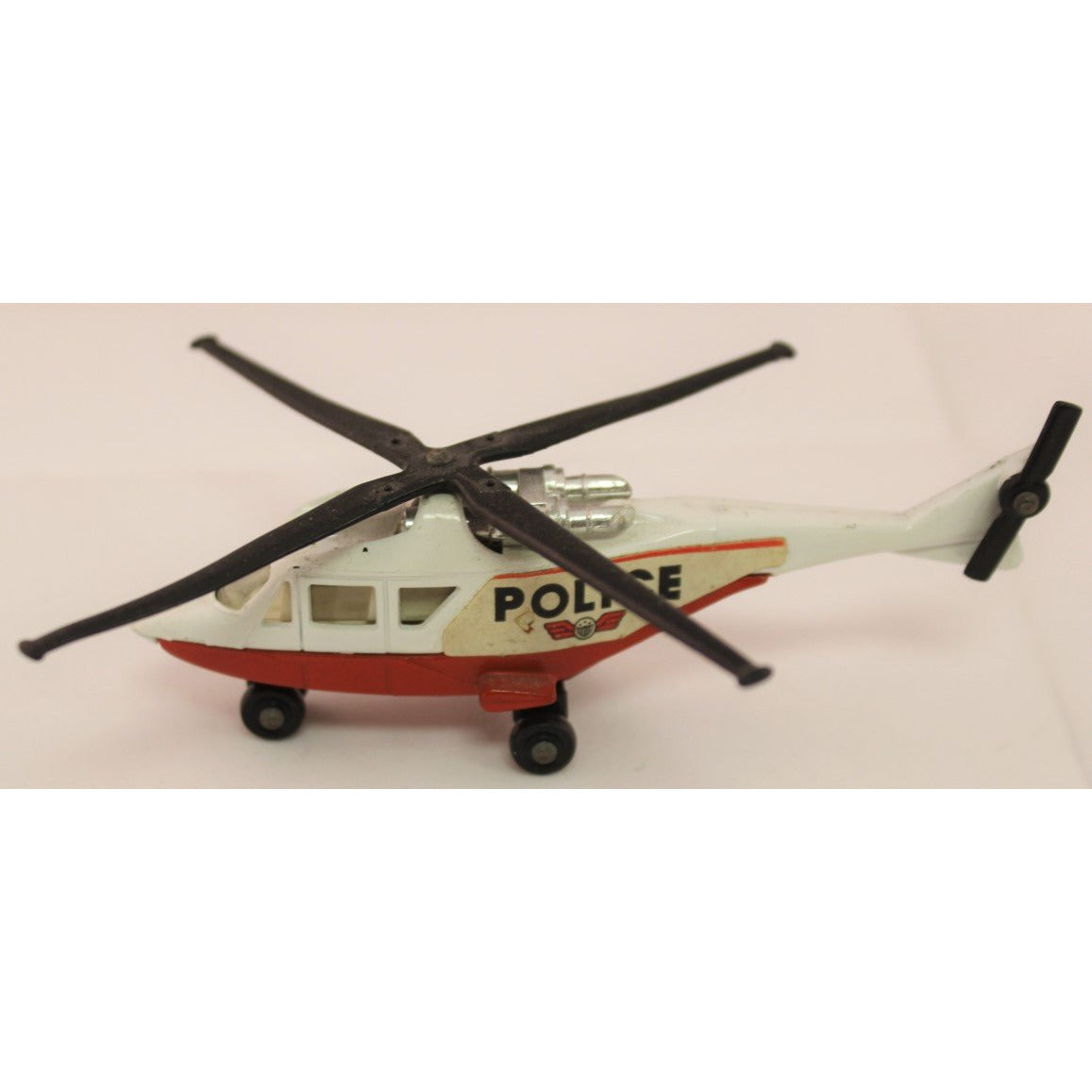 Matchbook Police Helicopter
