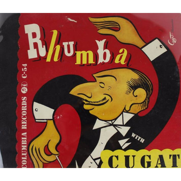 Rhumba with Cugat Columbia Records C-54