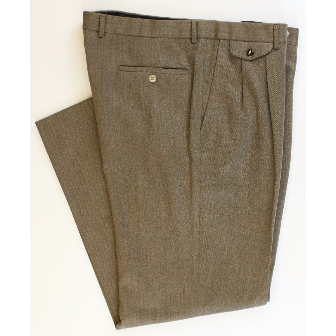 Alfred Dunhill Calvalry Twill Trousers