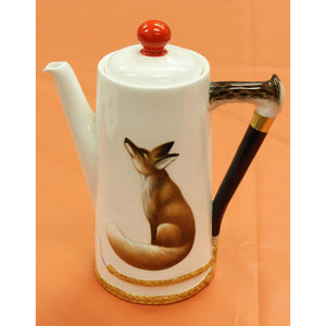 Royal Doulton Reynard The Fox Demitasse Set