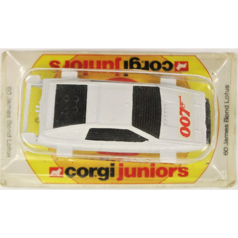 """Corgi 'Juniors' James Bond Lotus"""