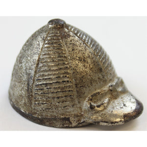 Pewter Jockey Cap Thimble