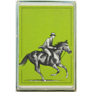 Hamilton Gent Rider Deck of Playing Cards