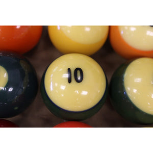 Boxed Set of 16 Billiard Balls